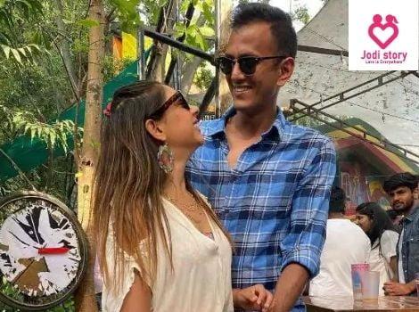 Niti Taylor and Parikshit Bawa love story