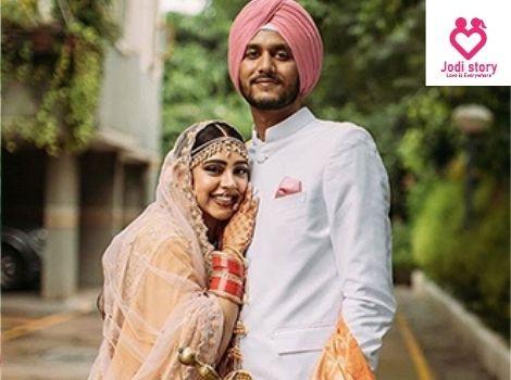 Niti Taylor & Parikshit Bawa love story