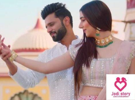 Rahul Vaidya and Disha Parmar True Love Story Will Win Your Heart