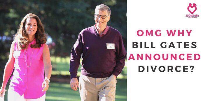 Bill Gates & Melinda divorce