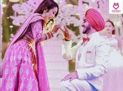 Neha Kakkar and Rohanpreet Singh Love Story