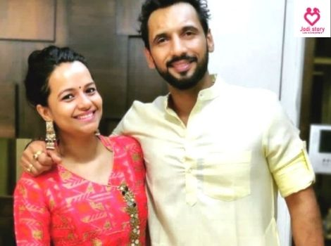 Punit Pathak and Nidhi Moony Singh Love Story