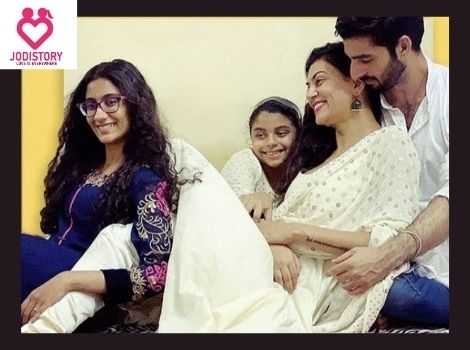 Sushmita Sen & Rohman love story