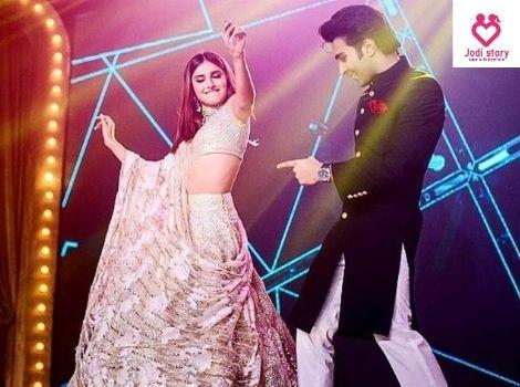 Tara Sutaria and Aadar Jain Love Story